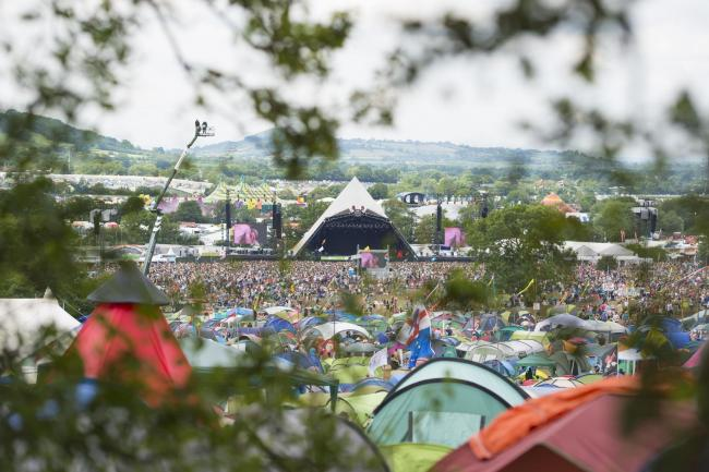 Glastonbury Festival 2014 – Day 3
