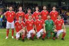 Ynys Mon men made it two wins on the bounce to start the Inter-Island Games tournament