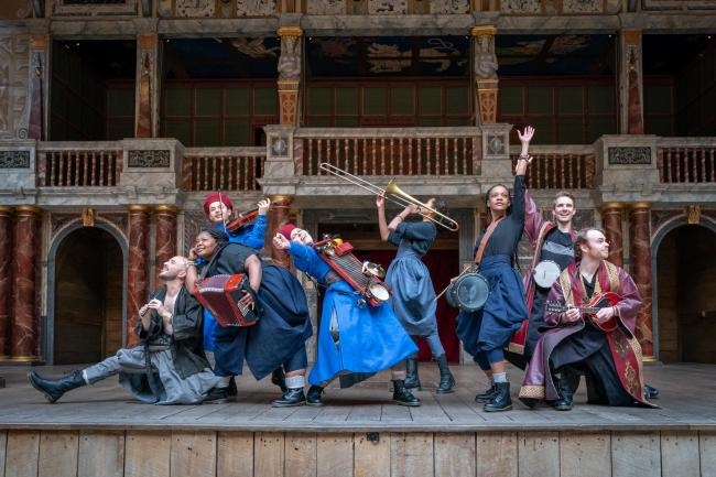Pontio welcomes back Shakespeare's Globe with plays picked