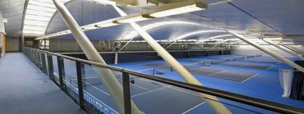 North Wales Chronicle: 12 sites in Wales have been earmarked for new tennis courts
