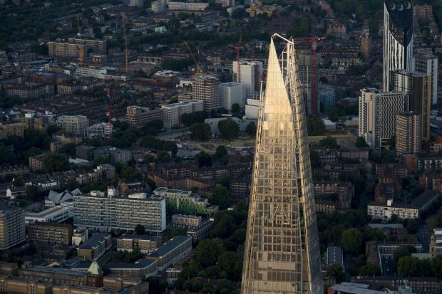 North Wales Chronicle: The Shard is one of the tallest buildings in Europe