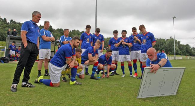 Bangor 1876 will host Llandudno Athletic in the JD Welsh Cup