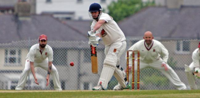 Bethesda fell to defeat at in-form Llay Welfare