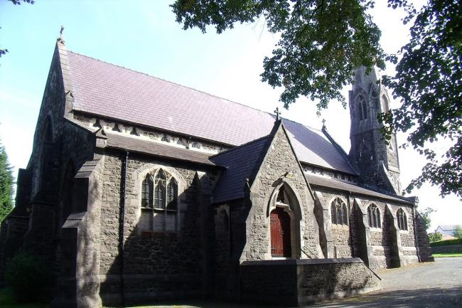St Mary's Church, Bangor is the new home of Fran Wen. PICTURE: Architect's Journal