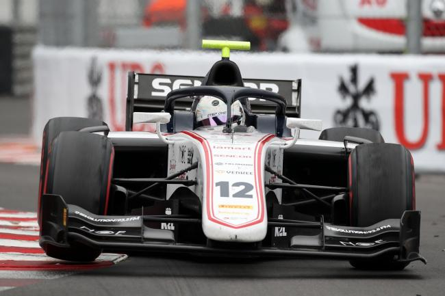 Formula Two driver Correa currently in induced coma after