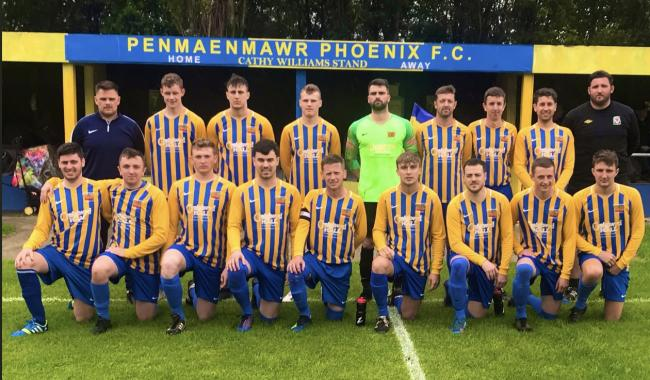 Penmaenmawr Phoenix are three points clear after their win at Kinmel Bay