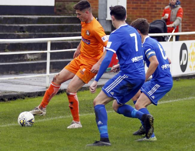 Conwy Borough sealed a late draw with title chasing Flint Town United