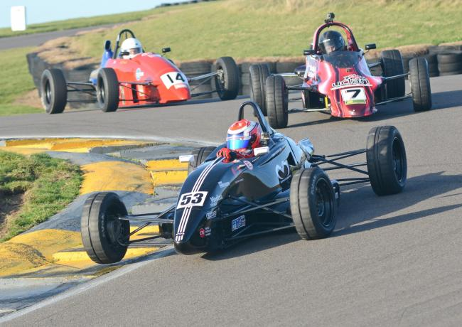 Anglesey Circuit will host a thrilling Winter Race Day next weekend