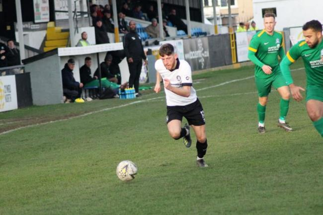 Rhyl were beaten at home by Llandudno