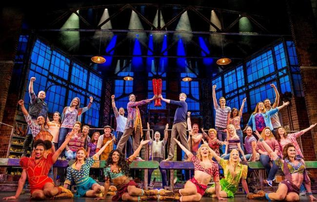 Kinky Boots returns to North Wales in February. Picture: Facebook/ Kinky Boots The Musical