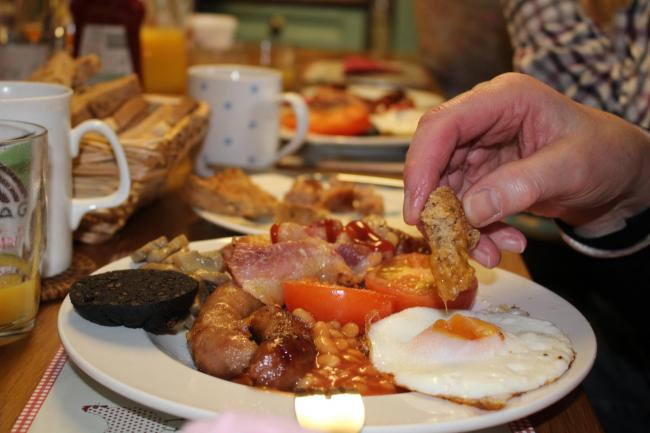A series of breakfasts are being held in Meirionnydd