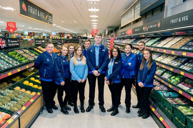 Aldi staff are the highest paid supermarket employees after pay rise