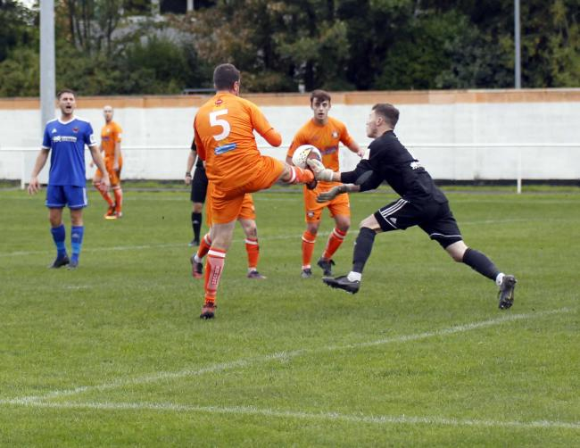 Conwy Borough ave re-established their reserve team for next season