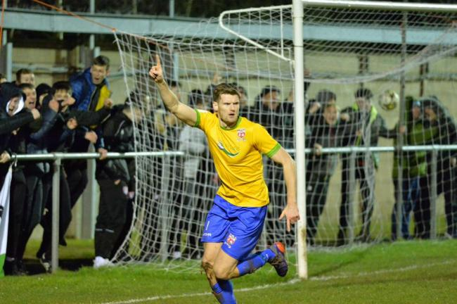Jack Kenny has signed for Caernarfon Town