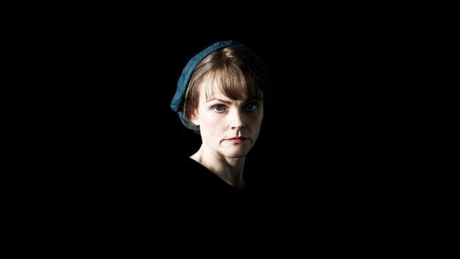 MAxine peake stars in The Welkin at the National Theatre. Picture: Facebook/ The Welkin