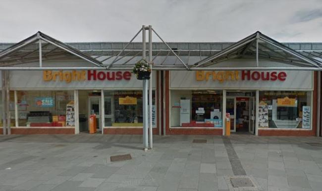 BrightHouse Colwyn Bay store. Picture: Google Maps streetview