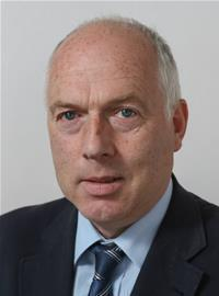 Denbighshire council leader, Cllr Hugh Evans