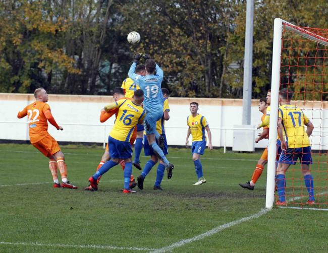 Conwy Borough beat Llansannan n their latest friendly fixture