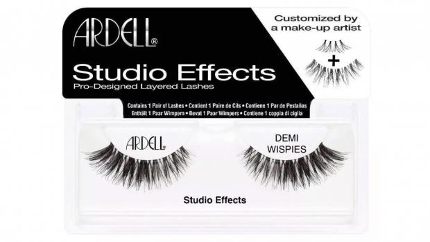 North Wales Chronicle: When you want to feel extra glam, try a pair of the Ardell Eyelash Demi Wispies Studio Effects. Credit: Ardell