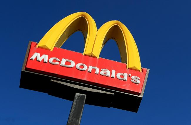 McDonald's release update after removing several items from its reduced menu. Picture: PA Wire