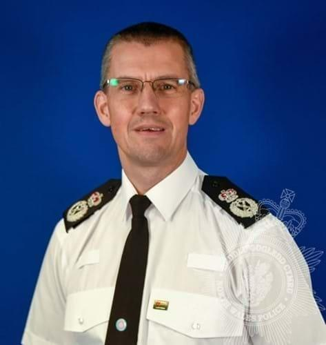 Chief Constable Carl Foulkes