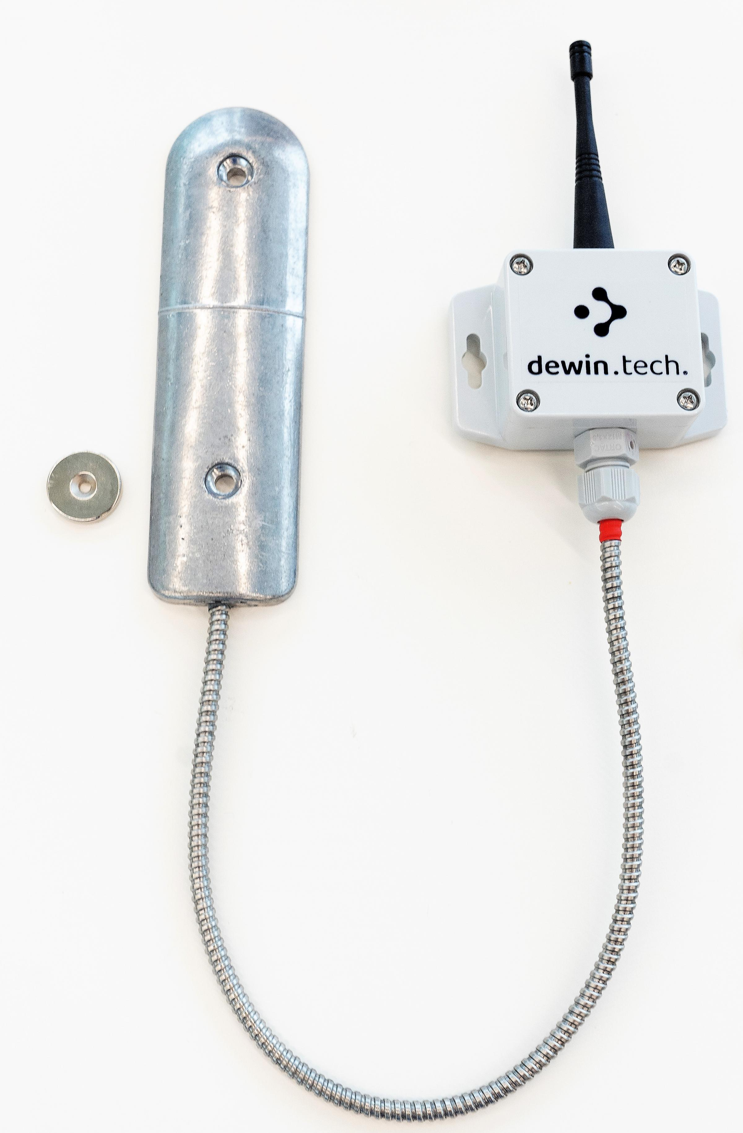 The Dewin Open:Close technology is targeted at the agricultural, utilities, and environmental sectors.