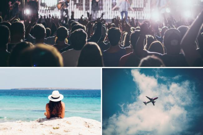 You are being warned of a scam if planning a holiday or festival this year. (Canva)