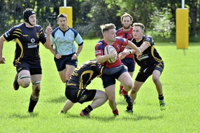 Llangefni were narrowly beaten by champions Nant Conwy