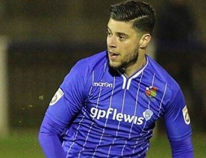James Demetriou has joined Barry Town United