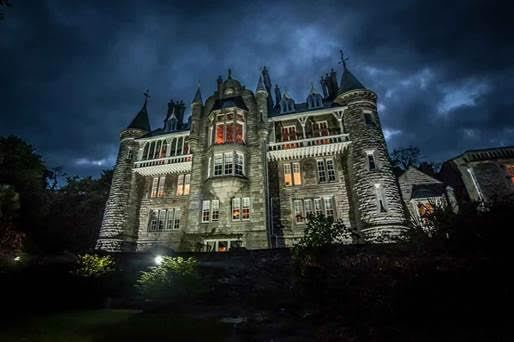 Will you be able to solve the Murder Mystery at Chateau Rhianfa?