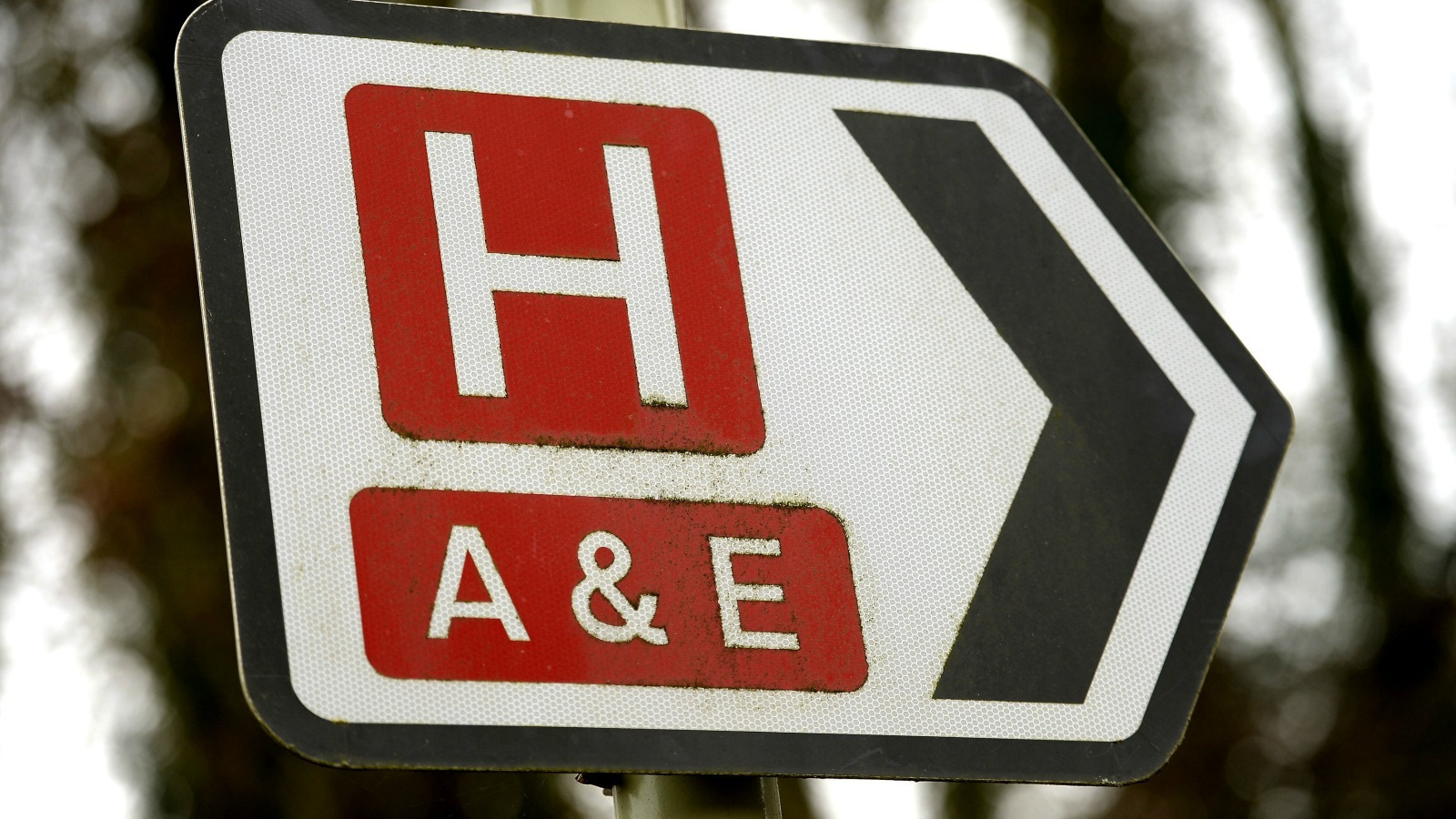 Patients are having to wait longer in A and E Department