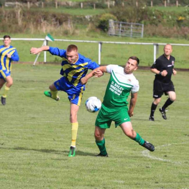 Bodedern Athletic secured a narrow home win over Greenfield