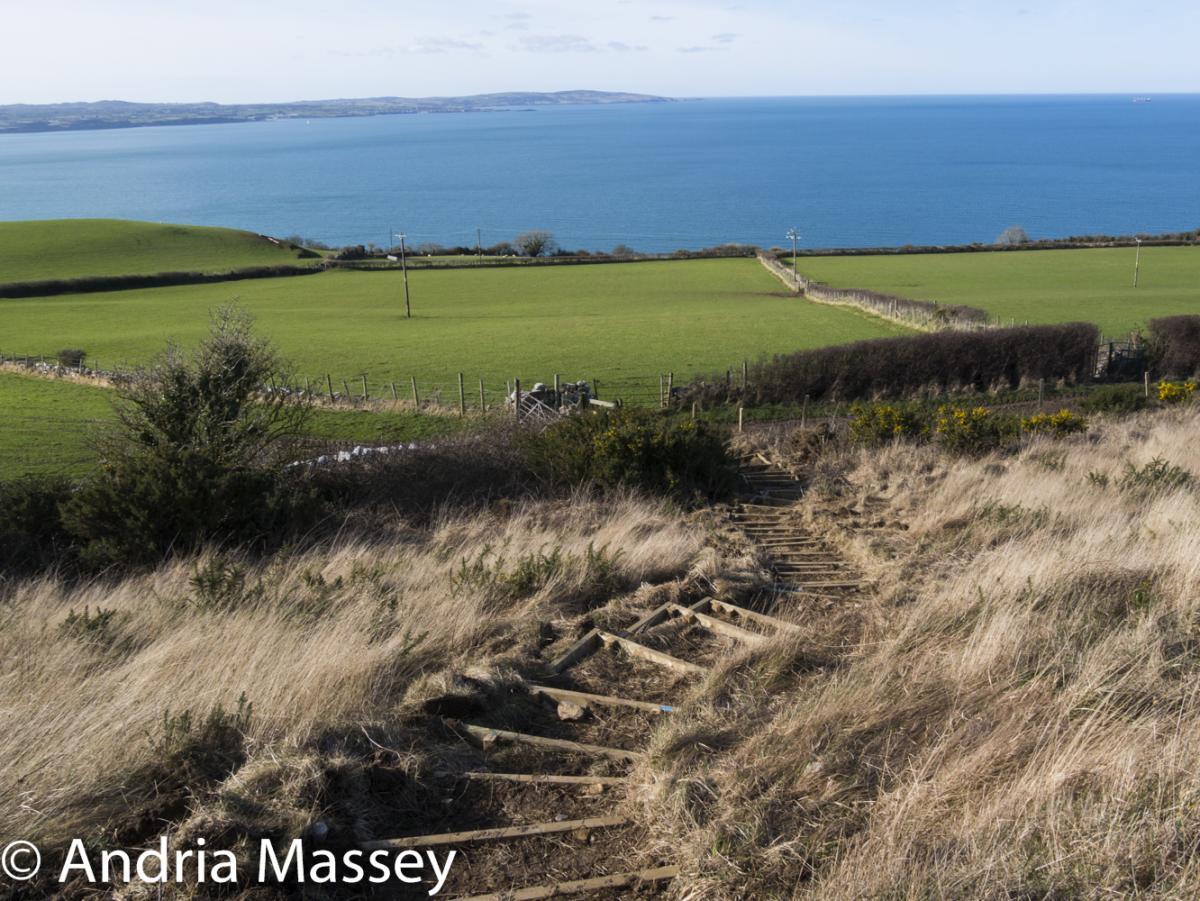best dating north wales coastal walk