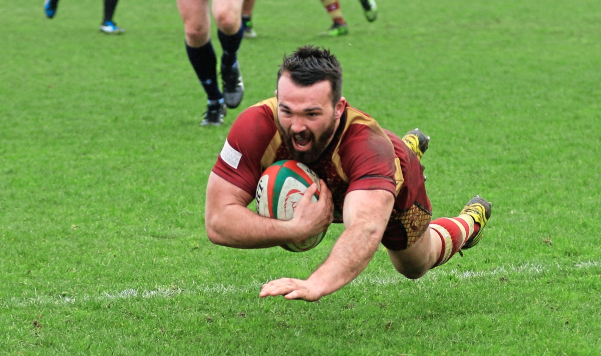 Afon Bagshaw makes his first start of the season for RGC on Friday (Photo: Tony Bale)