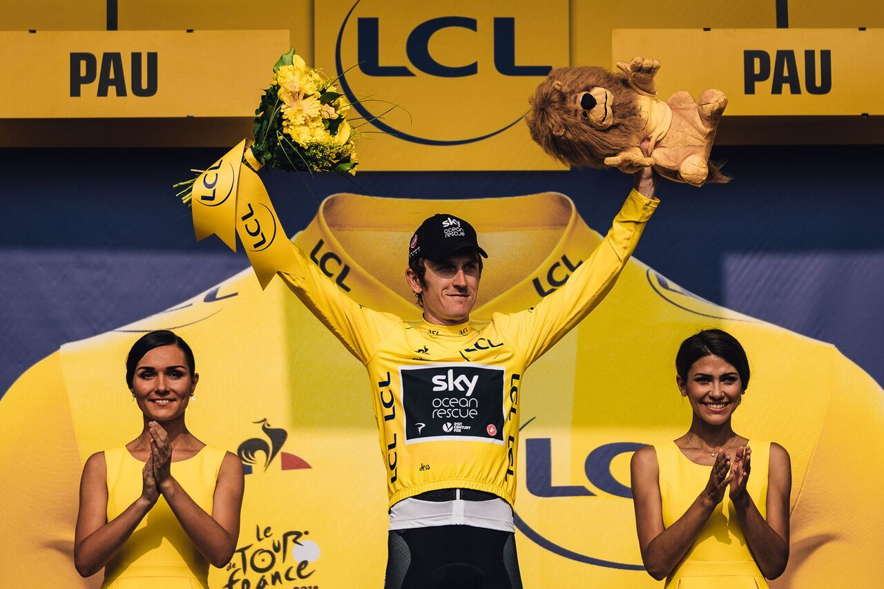 Cycling opportunities for those inspired by Geraint Thomas
