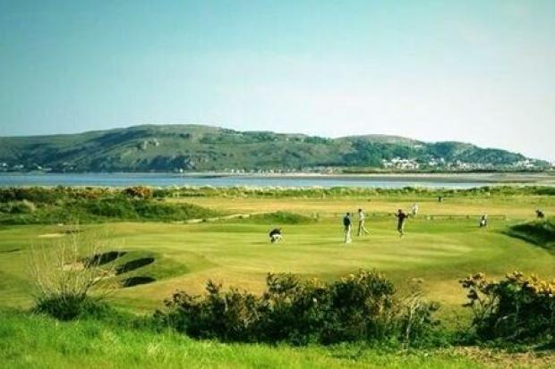 Golf clubs can re-open for local members from tomorrow