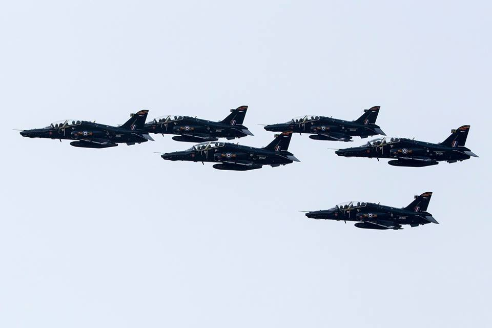 RAF centenary celebrations will be held in Bangor on Saturday. PICTURE: RAF Photography