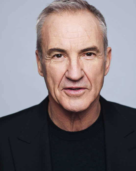 Gavin and Stacey's Larry Lamb will be the star of new BBC drama comedy 'Pitching In'. PICTURE: BBC Wales