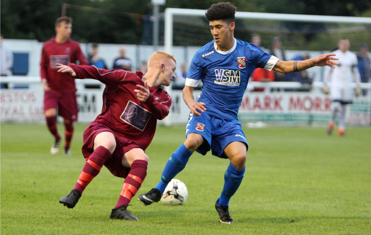 Bangor City have been drawn at home to Cefn Albion (Photo: Richard Birch)
