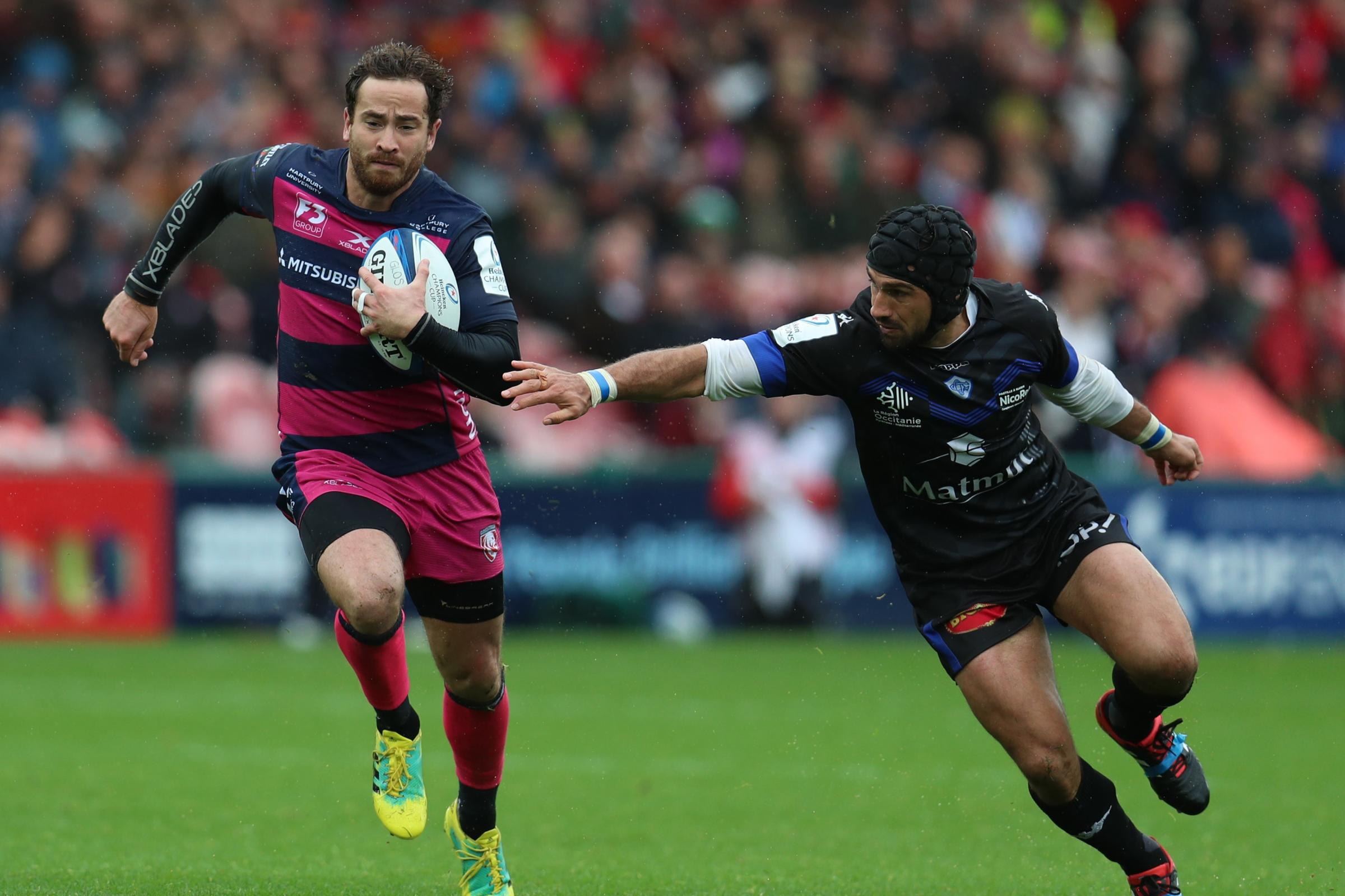 Danny Cipriani has been left out of England's autumn series squad despite an impressive start to the season for Gloucester.