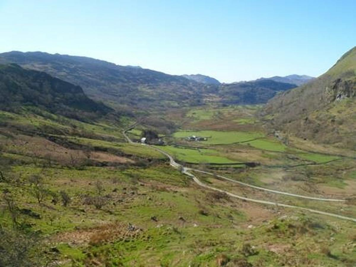 List Of Top Five Quietest Scenic A Roads In Wales North Wales