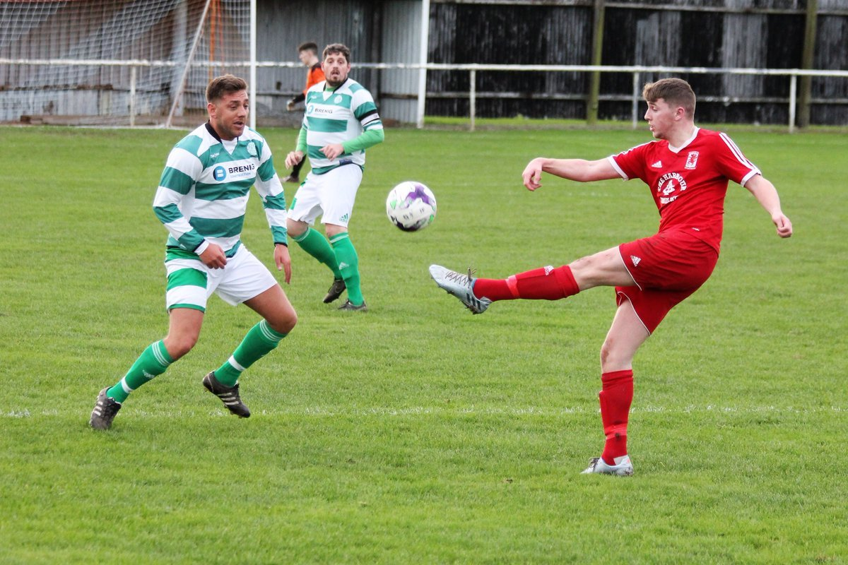 Glan Conwy picked up an important win at Holyhead Town