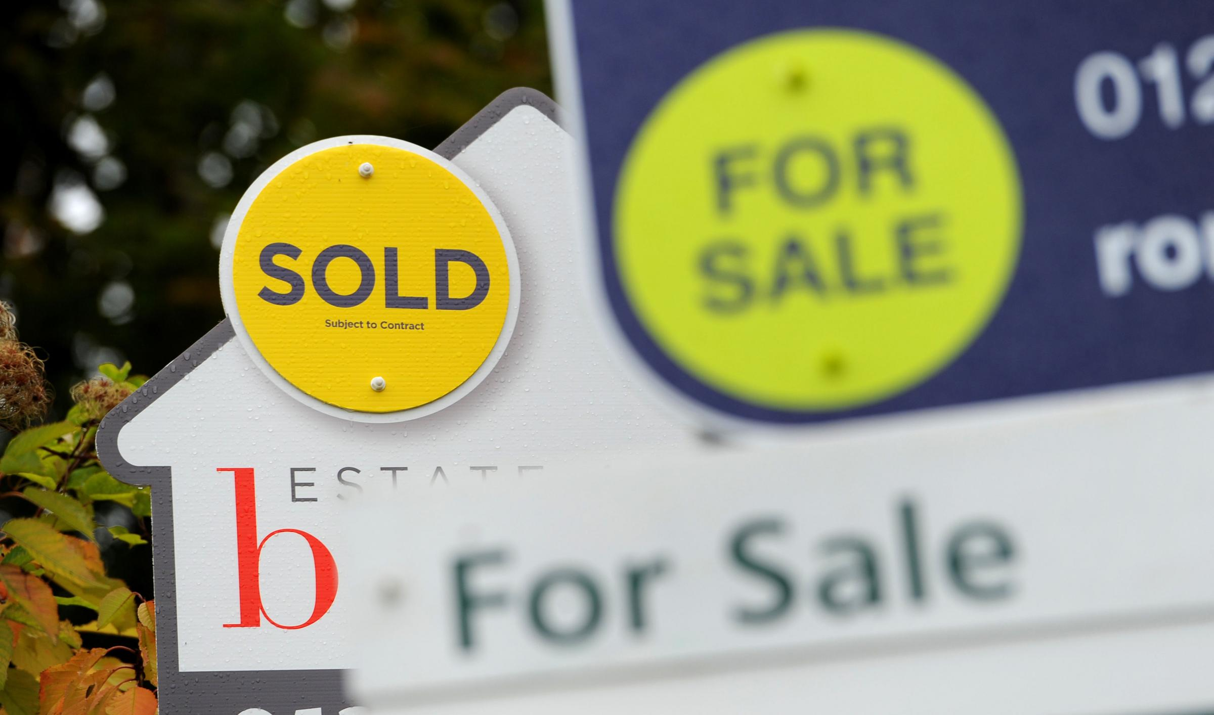 Anglesey house prices were down by 2.6% in September