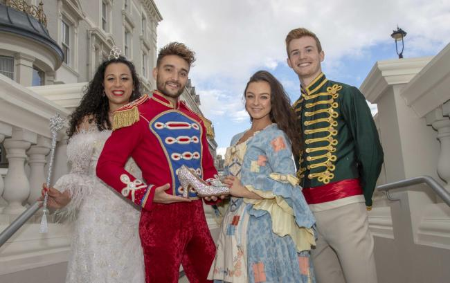 A Prince For Christmas Cast.Your Chance To Win A Family Pass To This Year S Pantomime At