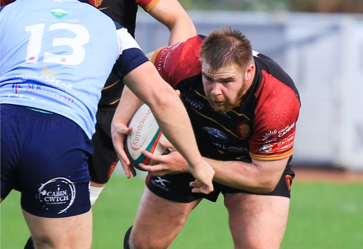 Joe Simpson will reach another milestone for RGC this weekend (Photo by Tony Bale)