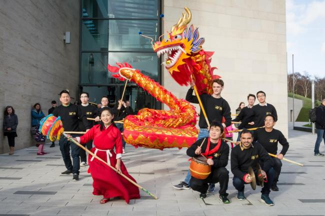 The Chinese Year of the Pig celebrations are coming to Bangor.