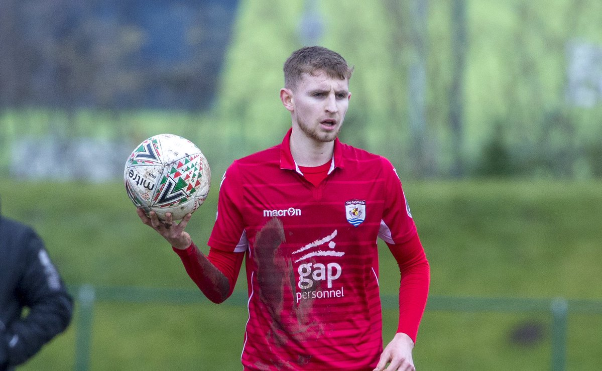 Jake Phillips has returned to Connah's Quay Nomads