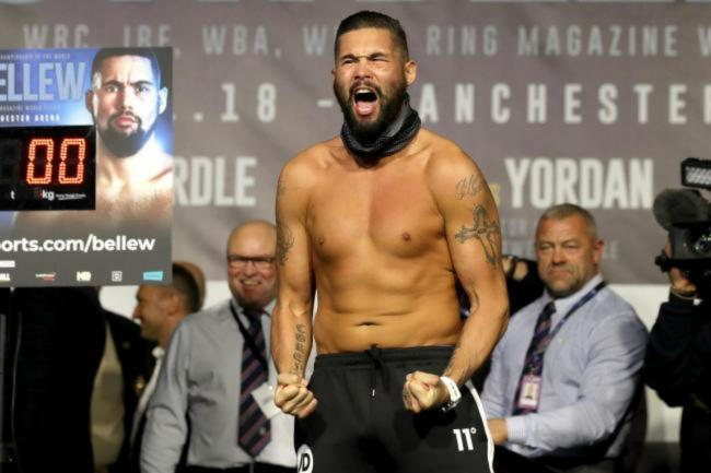Tickets are selling fast for the Tony Bellew evening at Caernarfon Town