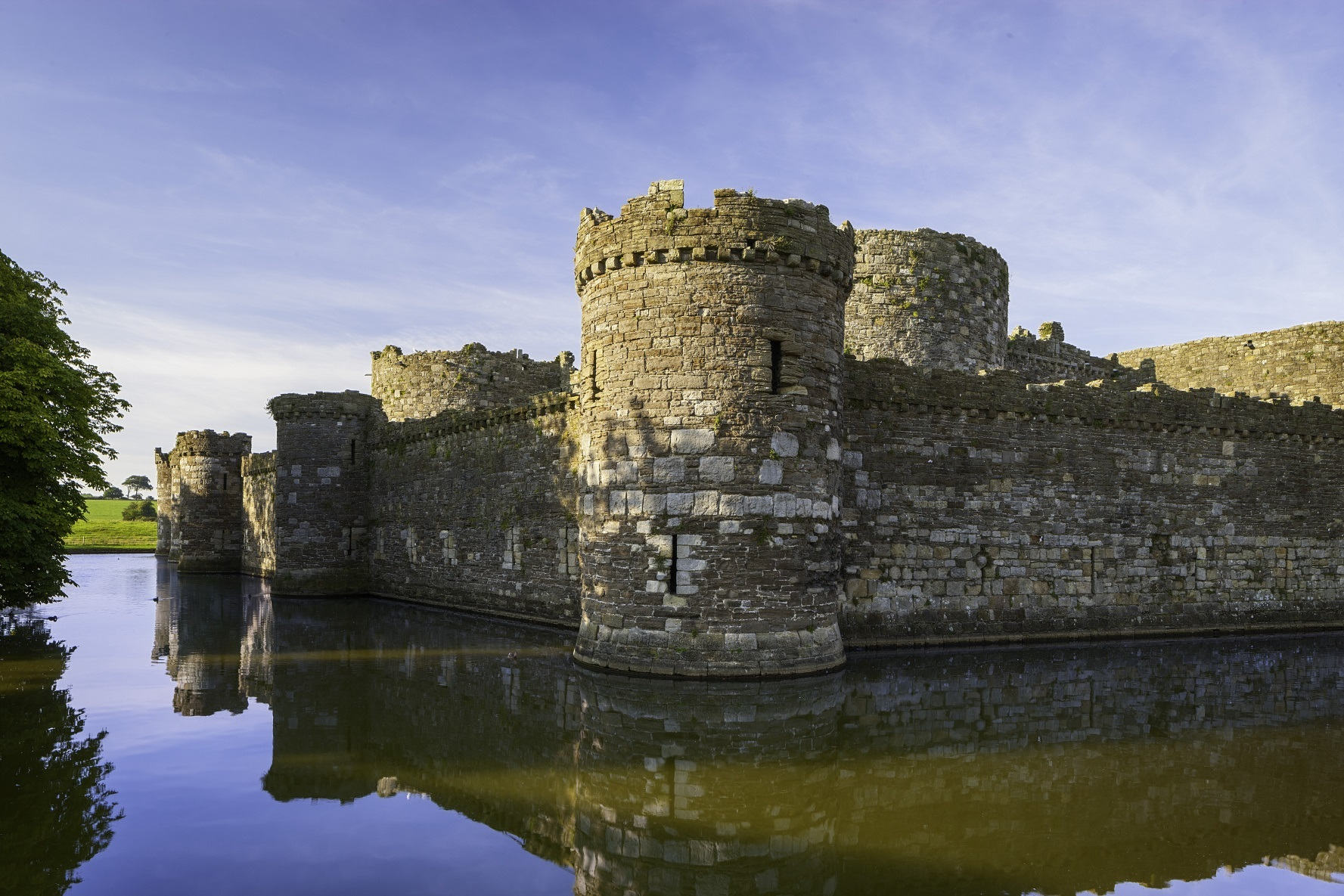 Beaumaris is a popular tourist destination, with its main attractions including the castle