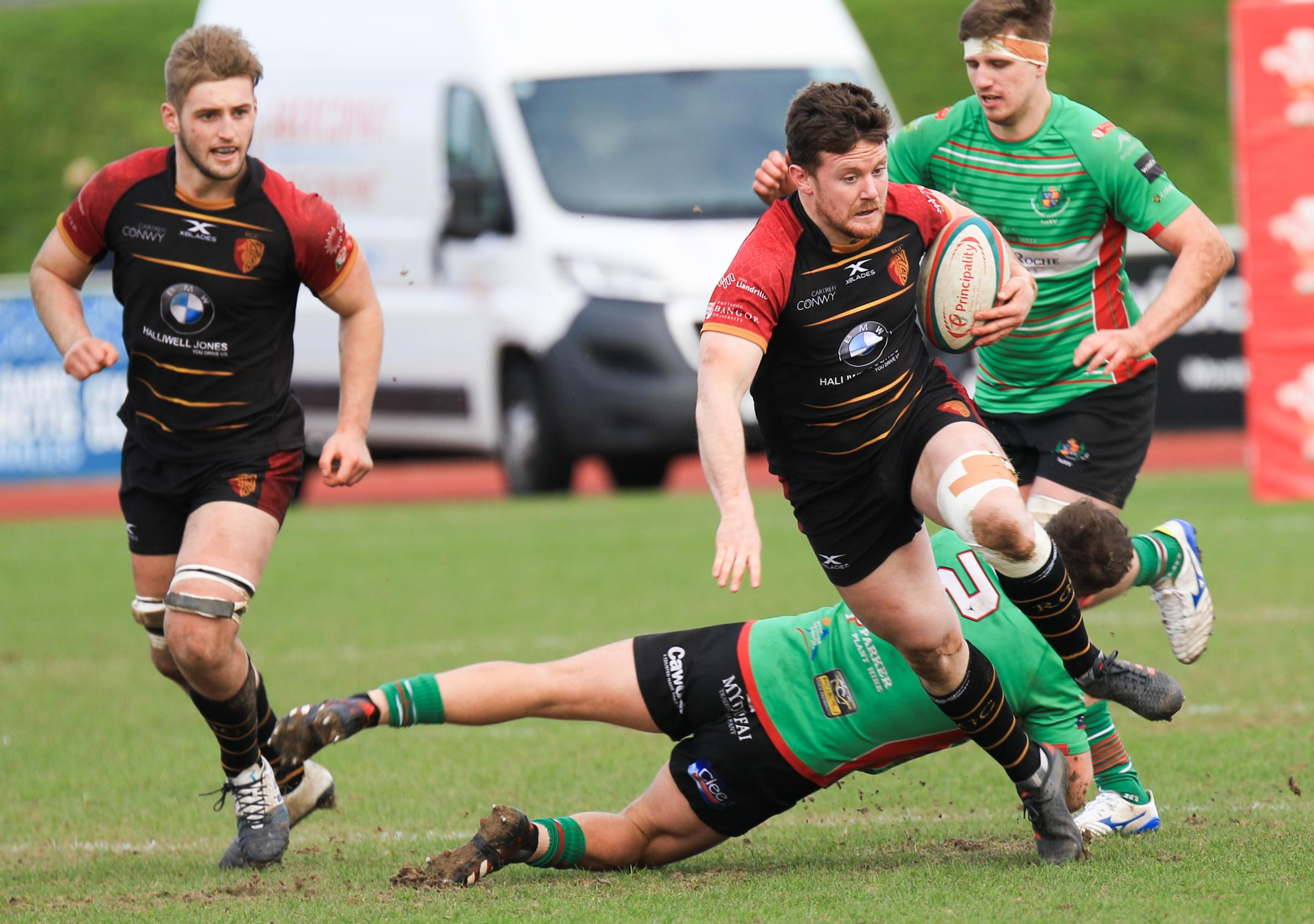 North Wales rugby is set to get a huge boost (photo by Tony Bale)